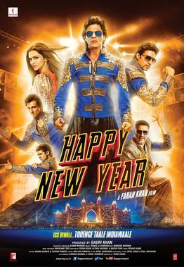 مشاهدة فيلم Happy New Year بجودة HDRip