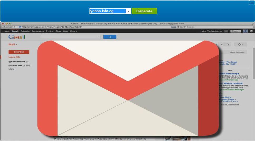 Temp-Gmail Accounts 2019