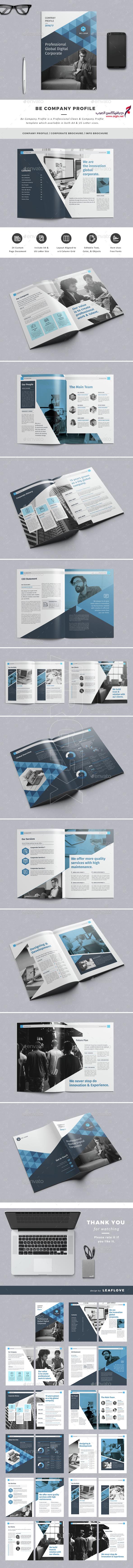 Be Company Profile 15390810